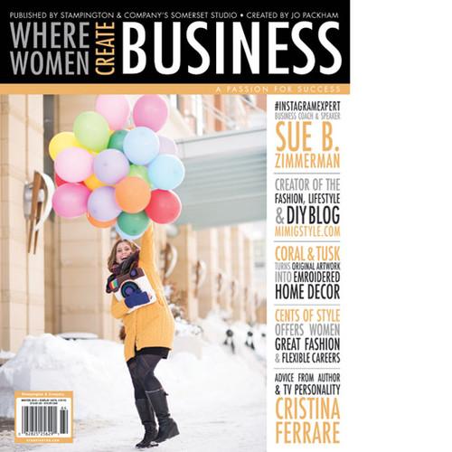 Where Women Create BUSINESS Winter 2016