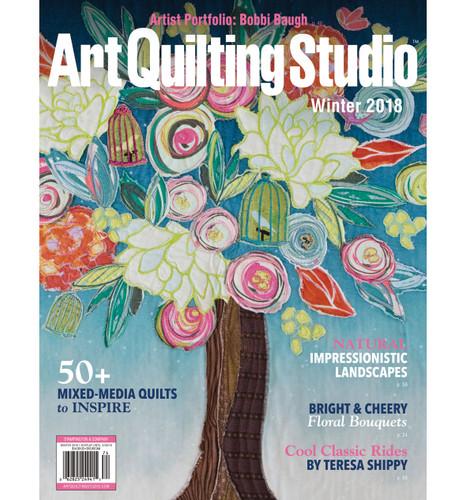 Art Quilting Studio Winter 2018