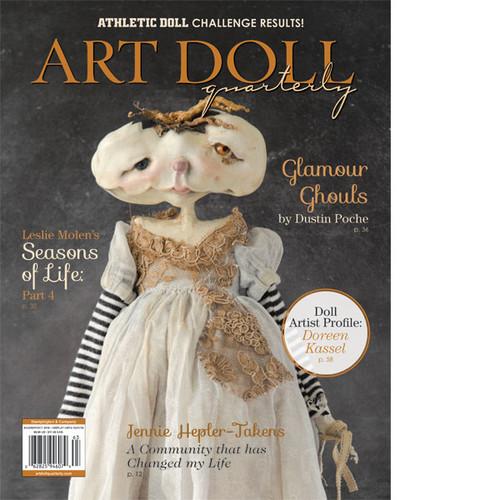 Art Doll Quarterly Autumn 2016