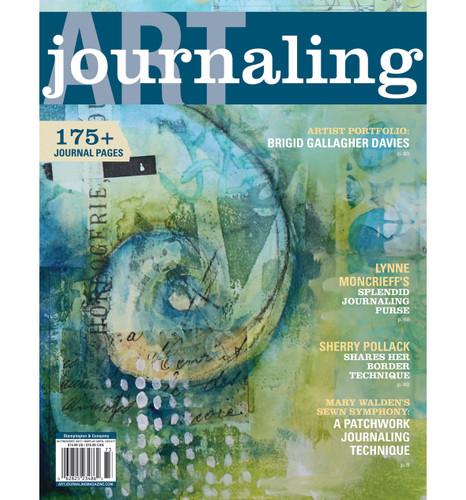 Art Journaling Autumn 2017 — Digital Only