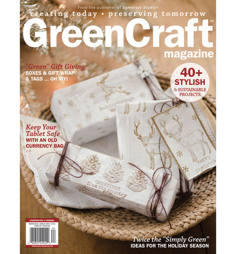 GreenCraft Magazine Winter 2018