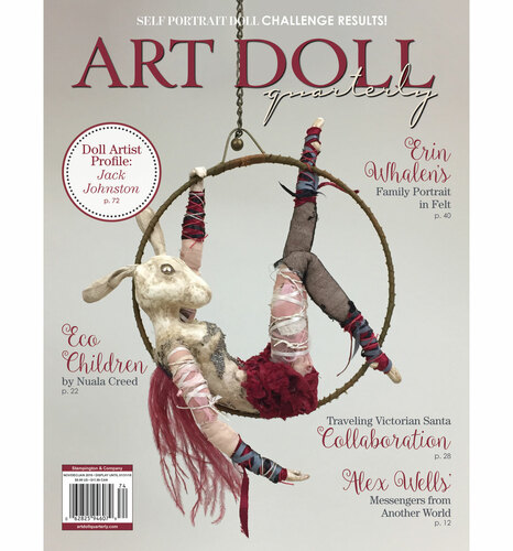 Art Doll Quarterly Winter 2018 — Digital Only