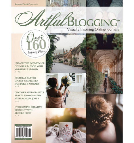 Artful Blogging Spring 2018