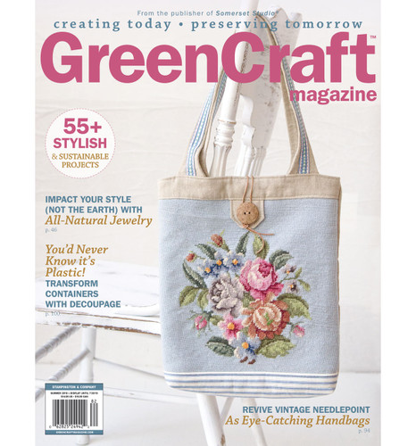 GreenCraft Magazine Summer 2018