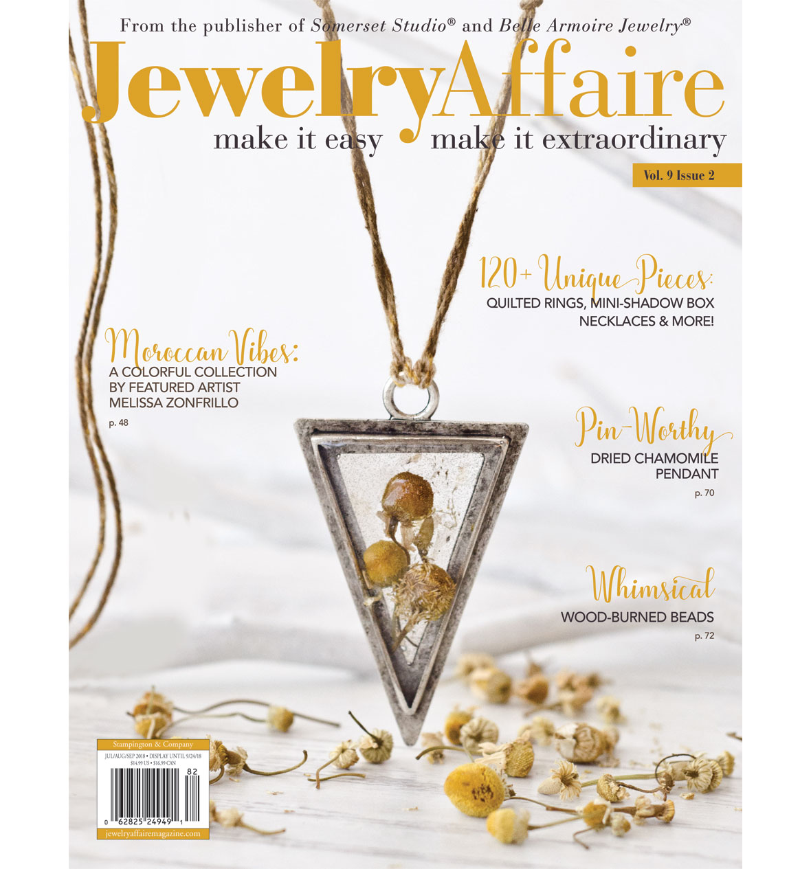 Jewelry Affaire Magazine