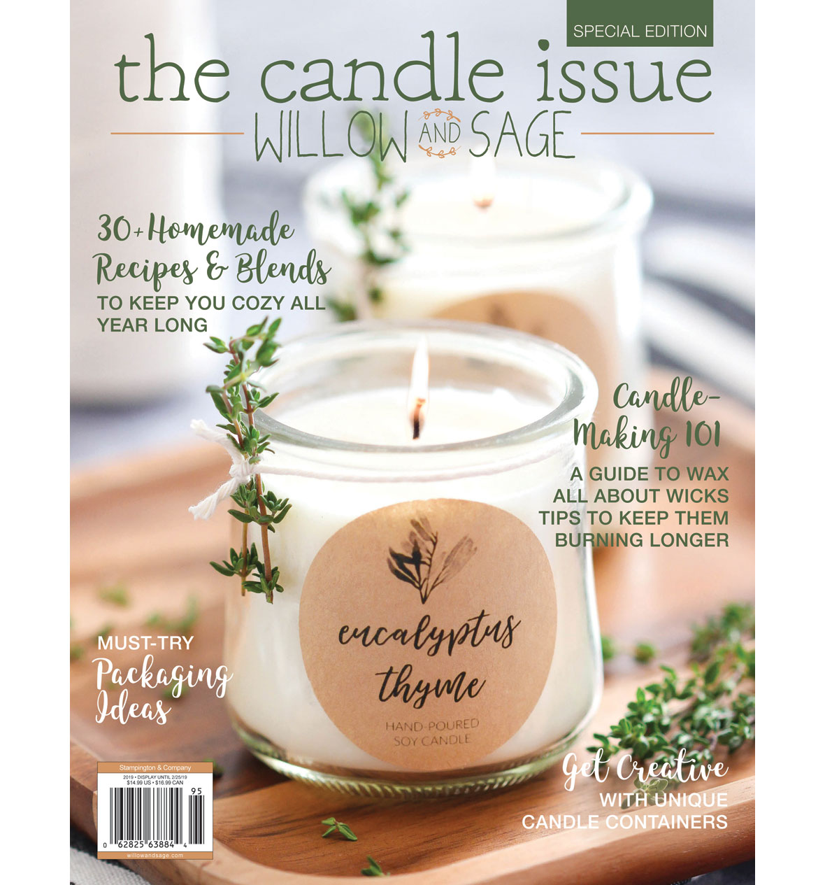 The Candle Issue