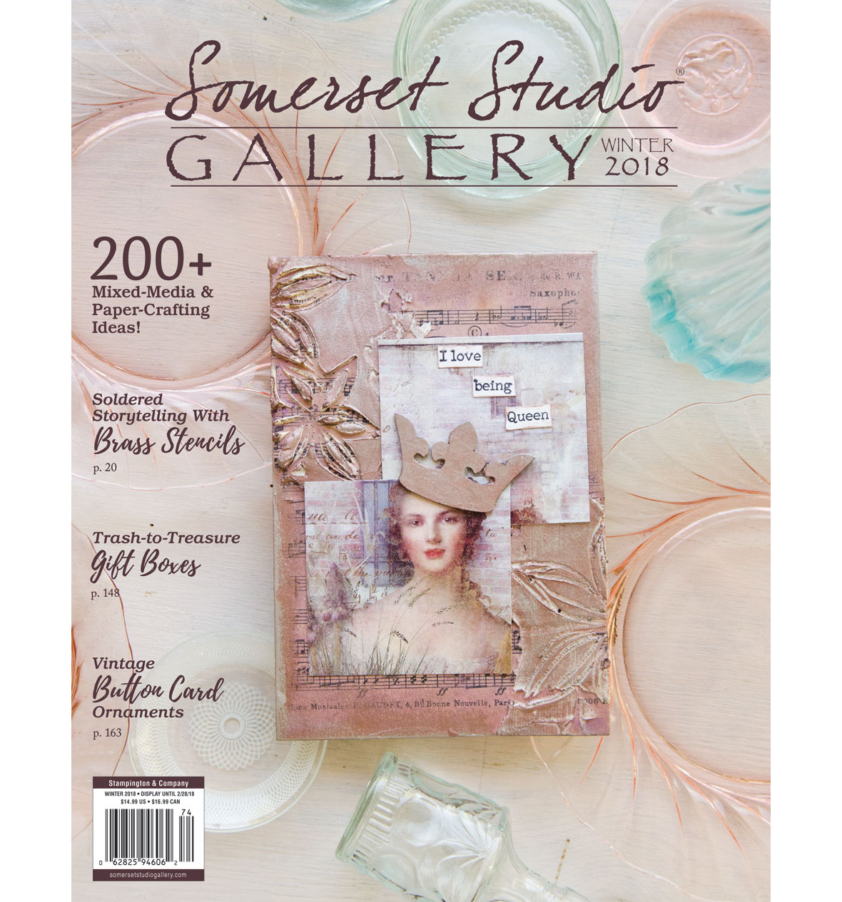 Somerset Studio Gallery Magazine
