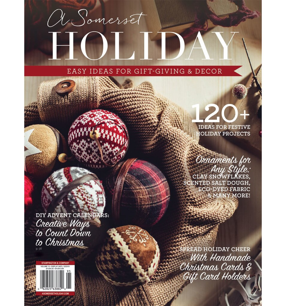 A Somerset Holiday Magazine