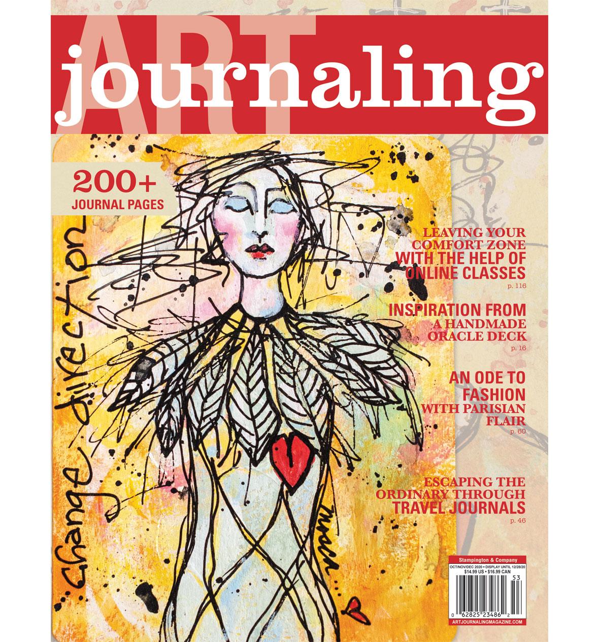 Art Journaling Magazine