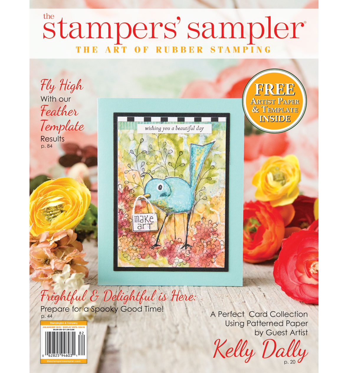 The Stampers' Sampler Magazine