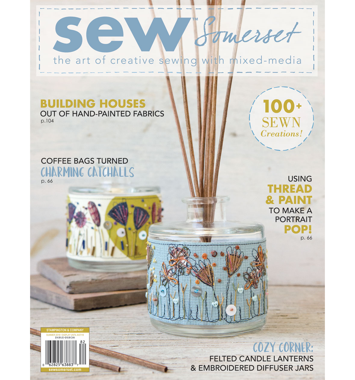 Sew Somerset Magazine