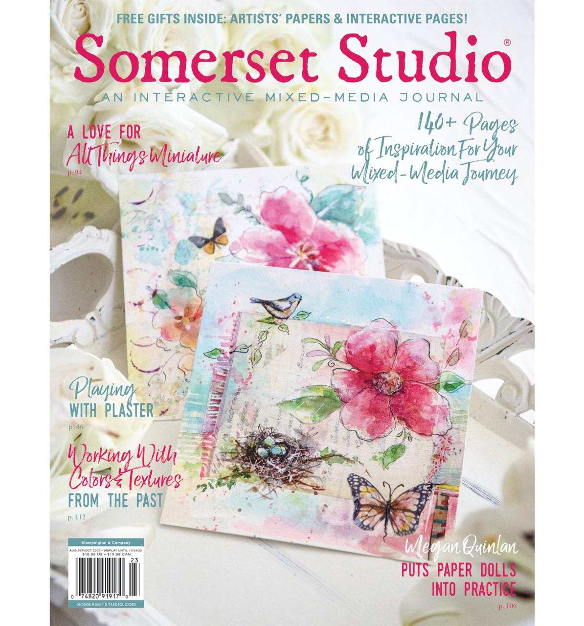 Somerset Studio Magazine