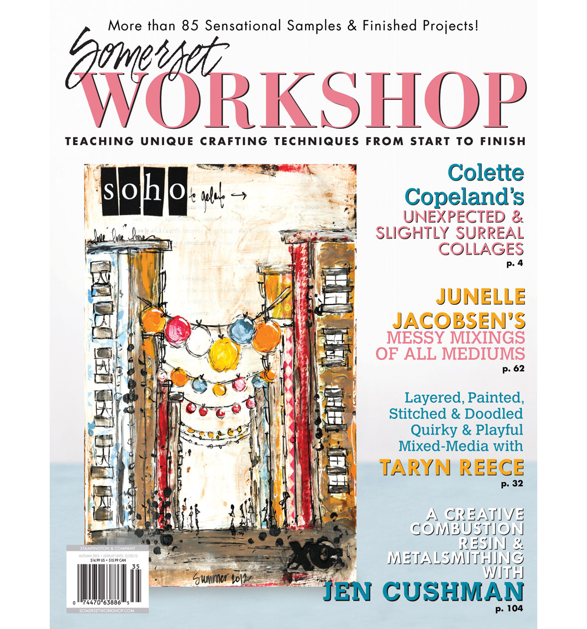 Somerset Workshop Magazine