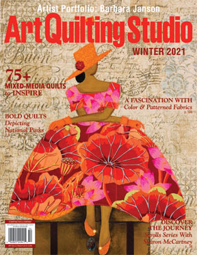 Art Quilting Studio Magazine