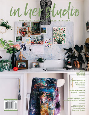 In Her Studio Magazine