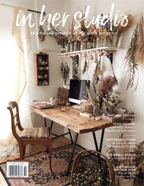In Her Studio Magazine