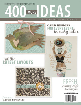 400 More Ideas for Handmade Cards