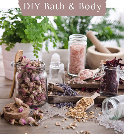 DIY Bath and Body