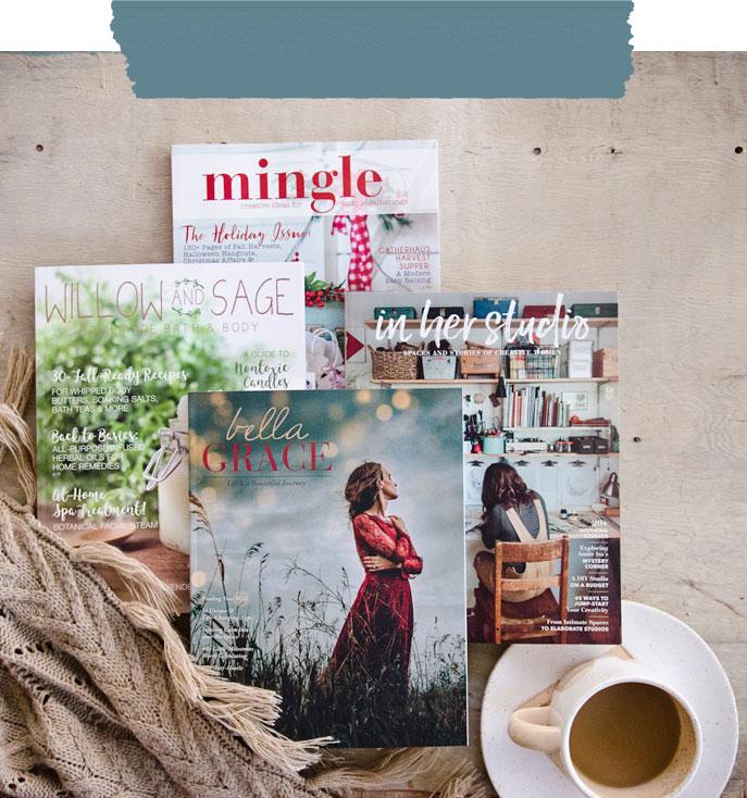 Inspirational Magazines