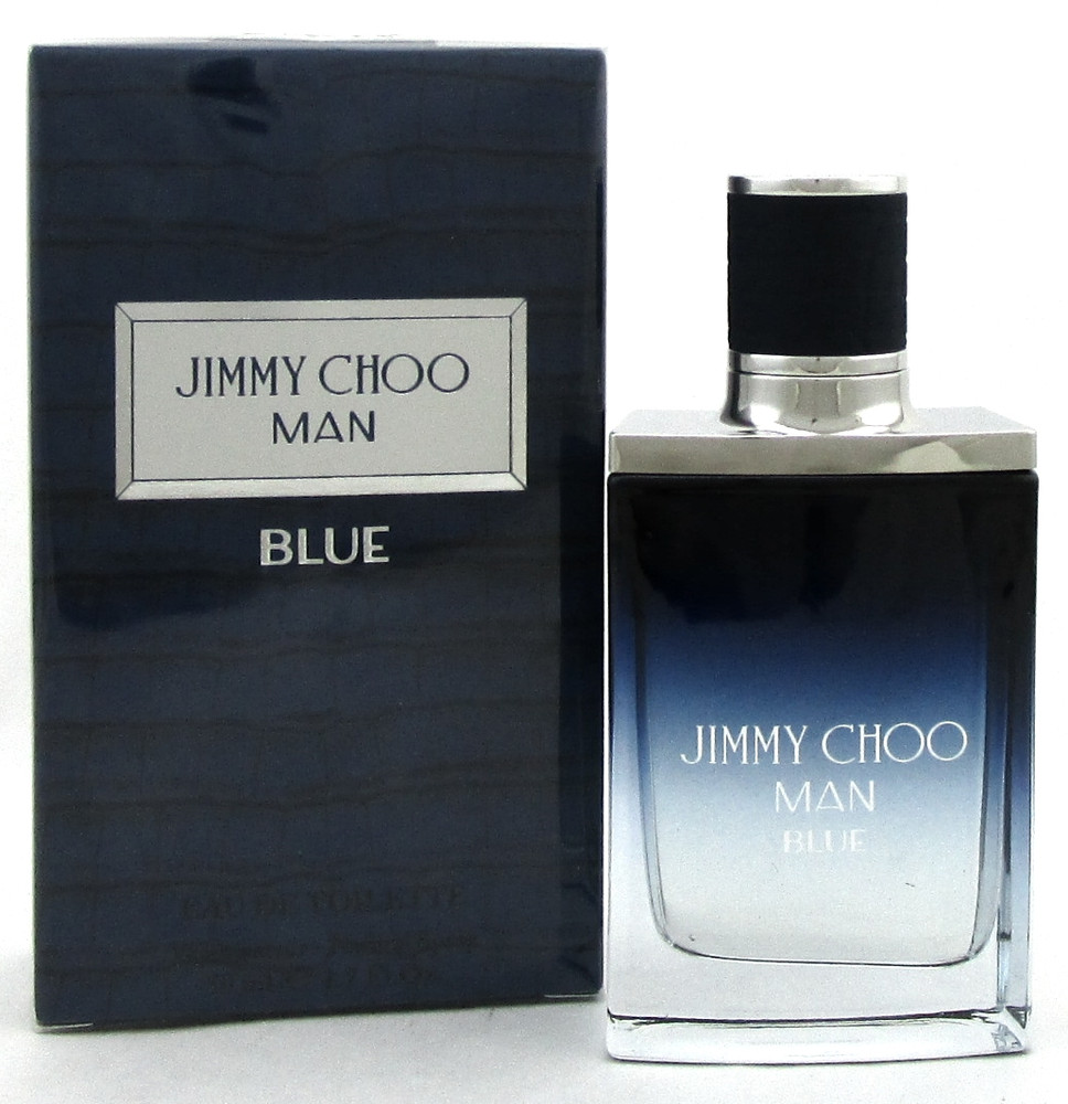 Jimmy Choo Man Blue Cologne by Jimmy Choo 1.7 oz. EDT Spray for Men. NEW in Box