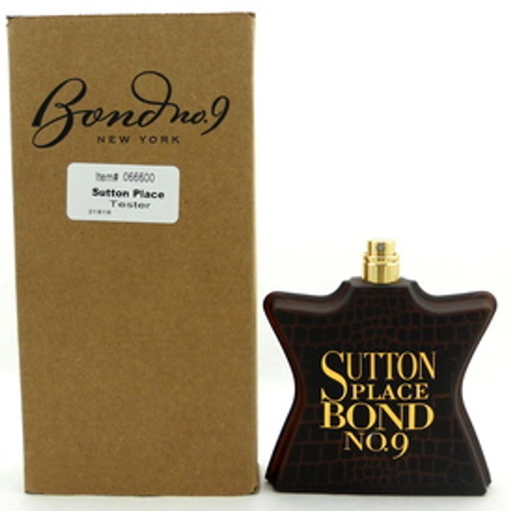 Sutton Place Cologne by Bond No. 9 Eau de Parfum Spray 3.3 oz Tester