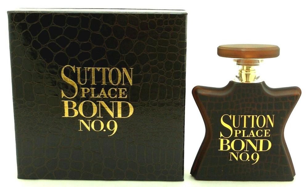 Sutton Place Cologne by Bond No. 9 Eau de Parfum Spray 3.3 oz