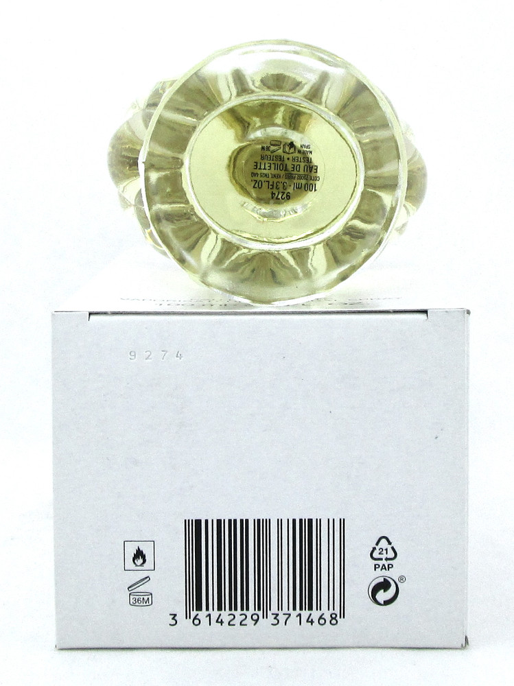 Miu Miu TWIST by Miu Miu 3.3oz. Eau de Toilette Spray for Women.NEW Tester w/Cap