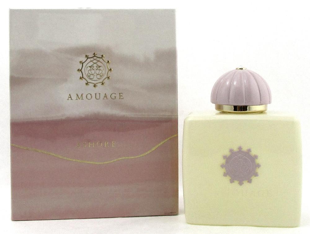 Ashore Perfume by Amouage 3.4 oz./ 100 ml. EDP Spray for Women. New Sealed Box