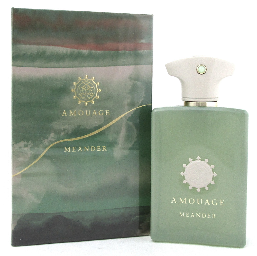 Meander Perfume by Amouage 3.4 oz./ 100 ml. EDP Spray for Men. New Sealed Box