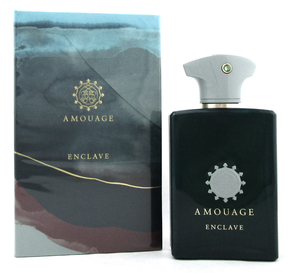 Enclave Perfume by Amouage 3.4 oz./ 100 ml. EDP Spray for Men. New Sealed Box