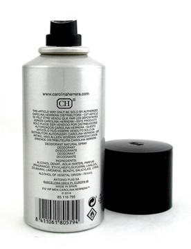 212 VIP Men by Carolina Herrera Deodorant Spray 5.1 oz./ 150 ml. New