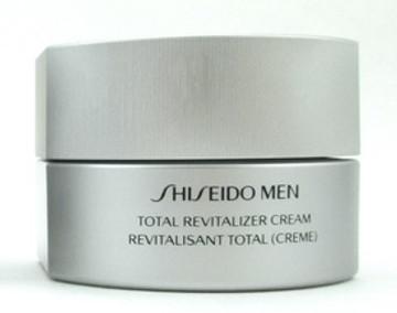 Shiseido Men Total Revitalizer Cream Tones & Energizes Total Age-Defense 50 ml./ 1.8 oz.
