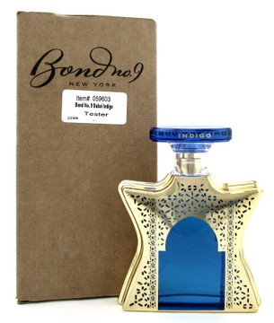 Dubai INDIGO by Bond No 9  3.3 oz./ 100 ml. EDP Spray. NewTester with Cap