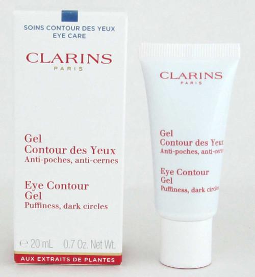 Clarins Eye Contour Gel 20 ml / 0.7 oz New In Box.