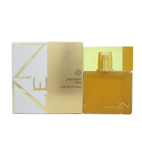 Shiseido ZEN Eau De Parfum Spray For Women 100 ml/3.3 oz NIB