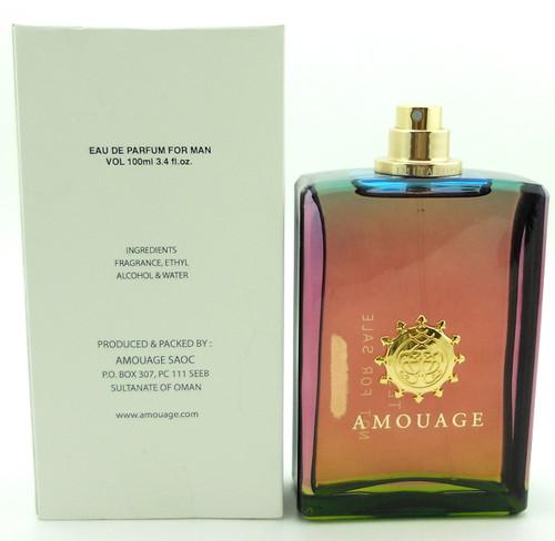 Imitation Man Cologne by Amouage 3.4 oz.EDP Spray for Men New Tester. No Cap