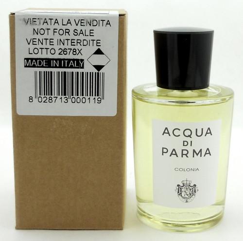 Acqua Di Parma Colonia Tonda 3.4 oz Eau De Cologne Spray Tester with Cap