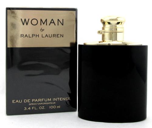 WOMAN by Ralph Lauren 3.4 oz Eau de Parfum Intense Spray New in Sealed Box