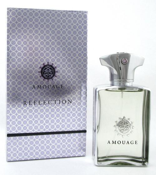 Amouage Reflection Men Cologne by Amouage 1.7 oz.Eau de Parfum Spray for Men. New