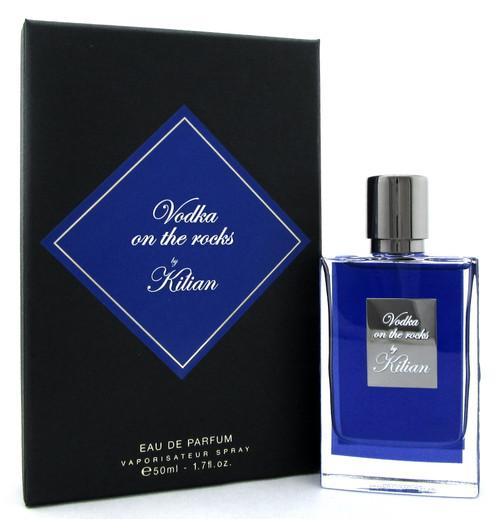 Vodka on The Rocks by Kilian 1.7 oz. Eau de Parfum REFILLABLE Spray. Sealed Box