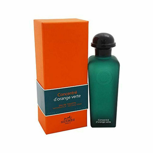 Hermes Concentre D'Orange Verte 3.3 oz EDT Cologne for Men New In Box