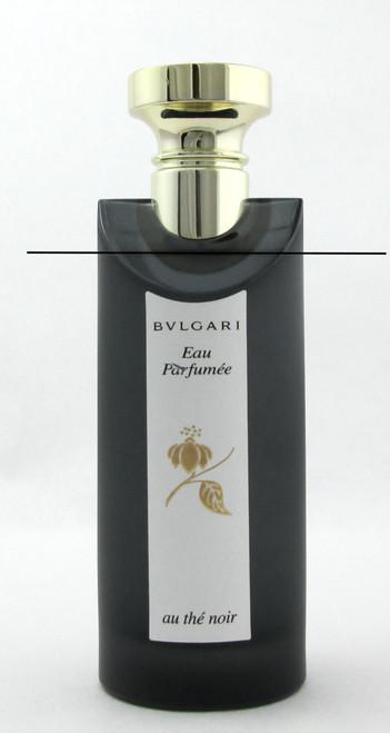 Bvlgari Eau Parfumee Au The Noir Eau de Cologne Spray 150 ml./ 5.0 oz. LOWFILL Bottle NO BOX