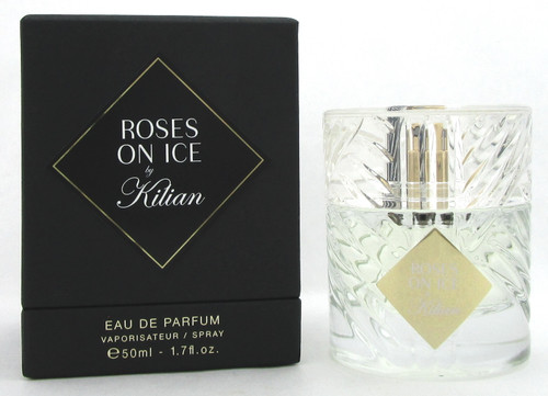 Roses on Ice by Kilian 1.7 oz. EDP REFILLABLE Spray for Women. New Sealed Box