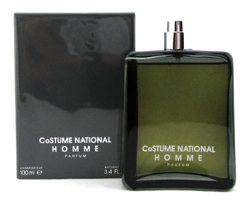 Costume National Homme 3.4 oz. Parfum Spray for Men