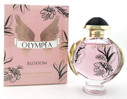 Olympea BLOSSOM by Paco Rabanne 2.7 oz. EDP Florale Spray for Women. New Sealed