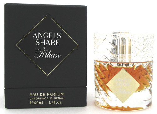 Angels Share by Kilian 1.7 oz. EDP REFILLABLE Spray for Women New Sealed Box