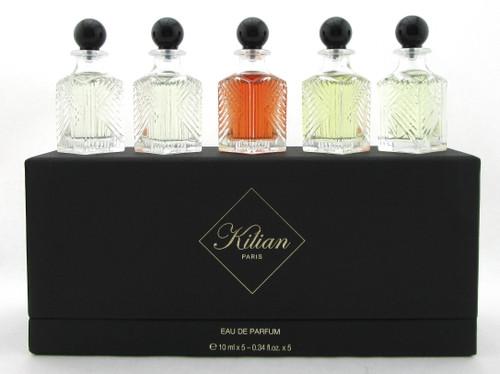 Kilian Miniatures Collection 5 x 10 ml. Eau de Parfum Splash Set. New Sealed Box