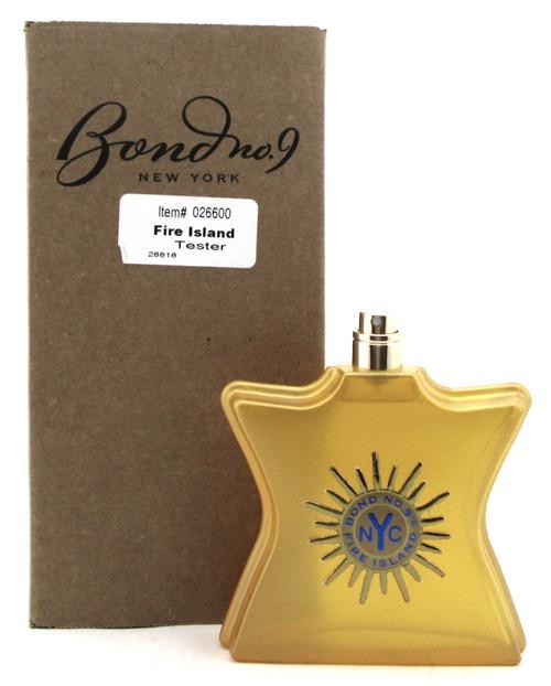 Bond No. 9 Fire Island 3.3 oz. Eau de Parfum Spray Unisex. New Tester No Cap
