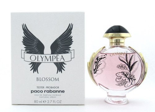 Olympea BLOSSOM by Paco Rabanne 2.7 oz. EDP Florale Spray for Women New Tester
