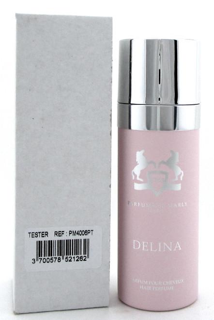 Parfums de Marly DELINA 2.5 oz. Hair Mist Spray for Women. Brand New Tester